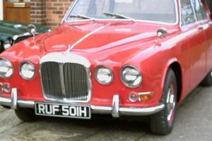daimler jaguar 420 sovereign years mot ready to show