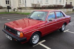 1981 Datsun Sunny B310 Recent Full Spray Job Absolutely Stunning!
