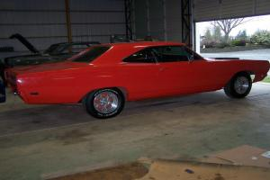 Plymouth : Road Runner Hardtop, Bucket Seats with console