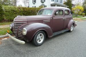 1939 Plymouth street hot rat rod custom vintage antique not ford chevrolet 1940