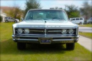 1966 chrysler 300 TNT Package Sleeper