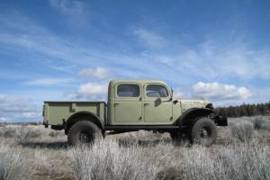 1949 Legacy 4 Door Power Wagon