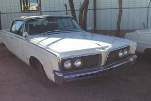 Chrysler : Imperial Base Convertible 2-Door