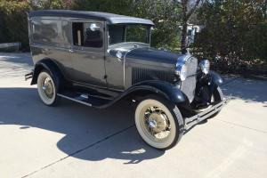 1931 Ford Model 'A' Deluxe Sedan Delivery