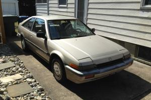 1986 HONDA ACCORD  LXiHATCHBACK, automatic, 96,000 original miles