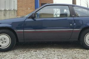 1986 Honda CRX DX