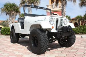 1965 JEEP RARE! TUXEDO EDITION FRAME OFF RESTORATION FLAWLESS
