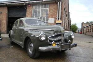 1941 BUICK SPECIAL EIGHT SERIES 60 SEDAN FILM CAR FROM CAPTAIN AMERICA
