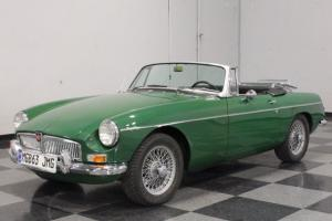 THOROUGHLY RESTORED IN CORRECT BRITISH RACING GREEN, HEAVILY DOCUMENTED, RARE! Photo