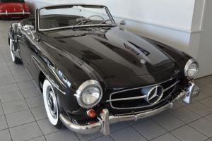 1963 highly restored Mercedes 190SL