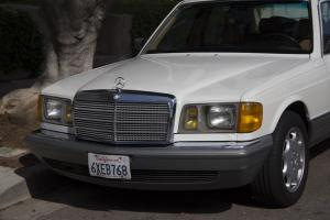 FOR SALE A GREAT 1985 MERCEDES-BENZ S-CLASS 500 SEL WITH 148K ORIGINAL MILES