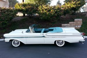 1958 Mercury Monterey Convertible RARE!