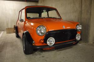 1966 Mini Cooper restored Photo