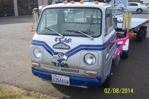 CONY MODEL 360  TRANSFORMED TO A MINI SEMI TRUCK& TRL. MINI SEAHAWK Photo