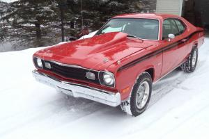 Beautiful 1973 340 Plymouth Duster