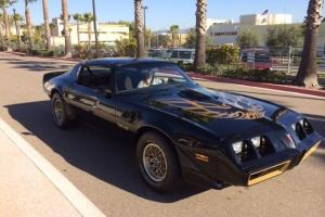 1979 Pontiac Trans Am Fully Loaded T-Top