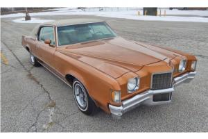 1972 Pontiac Grand Prix Model J