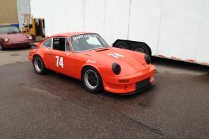 Porsche 911 Euro SC Race Car  PCA E Class