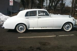 1962 Rolls Royce Silver Spur... Very Solid and Complete Restoration Project Photo