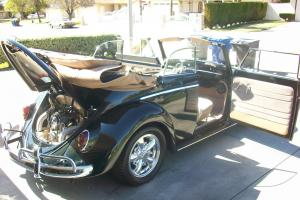 1965 VW Beetle Convertible
