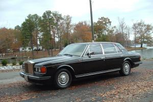 1989 Rolls Royce Silver Spur One Owner Florida Car Perfect Autocheck Photo