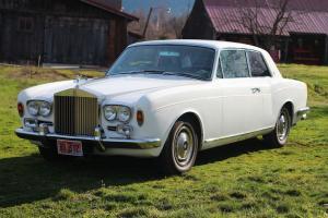 1972 Rolls-Royce Mulliner Park Ward Corniche Coupe Muscle Car cruiser Rare RHD