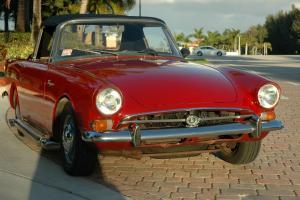1966 SUNBEAM TIGER MK1A NO RESERVE!!! VIN# 382000866