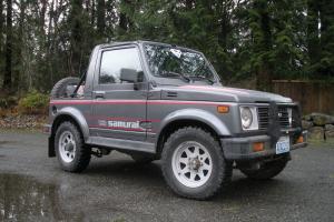 Suzuki Samurai Special Edition