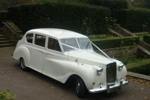Austin Princess Vanden Plas Limousine Wedding Car
