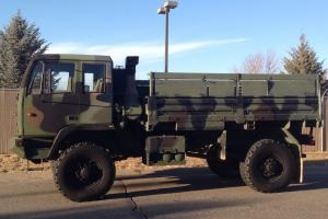 LMTV M-1078 Military Cargo truck w. Caterpillar engine. FMTV 1995