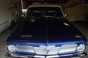 Plymouth Valiant 1965 Imported from Canada was owned by Nate Salter
