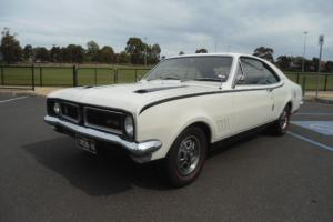 Holden HG GTS Monaro 186s 4 Speed Unrestored Excelent Condition Suit HK HT HQ V8 in Bentleigh, VIC Photo
