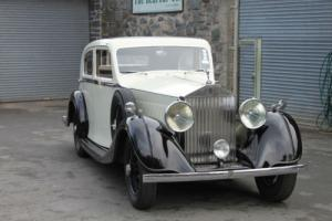 1935 Rolls-Royce 20/25 William Arnold Airline Saloon GEH4