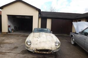 jaguar e type xke 1968 1 1/2