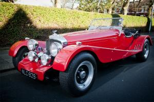1952 Bentley MkVI Donnington Roadster