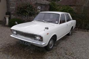 ULTRA-RARE FORD CORTINA MARK 2 1500 - LOW, LOW MILES, SUPERB EXAMPLE Photo