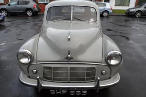 Morris Minor ouly 28000 miles from new NEVER BEEN WELDED OR FILLED Photo