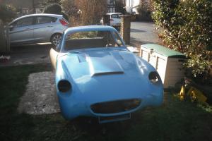 Sebring Sprite Classic car project Photo