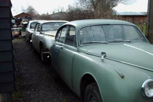 DAIMLER JAGUAR MK2 V8 250 AUTO 1969 - Barn Find restoration project