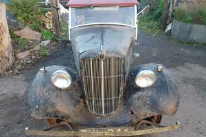 1938 MORRIS EIGHT 8 TOURER FOR FULL RESTORATION V5