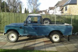 Land Rover Series 3 109 Diesel - 11 Months MOT
