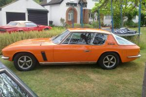 1972 Jensen interceptor MkIII - High comp engine 7.2L (SP engine) Tax exempt