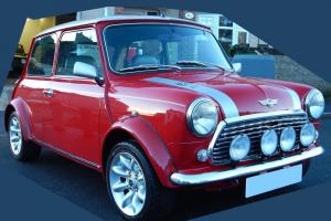 LHD 2000 MINI COOPER SPORT 1.3i LHD LEATHER SUPER CONDITION CAN SHIP/DELIVER