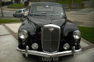 Wolseley 15/50 1958