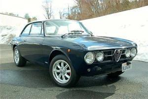 1972 Alfa Romeo 2000 GTV/Euro Model FAST and SOLID RUST FREE EXAMPLE!!