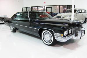 1972 Cadillac Calais Coupe - All Original - Only 34K Orig Miles - Like New!! WOW