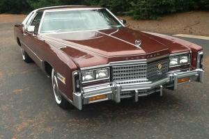 1978 Cadillac Elderado