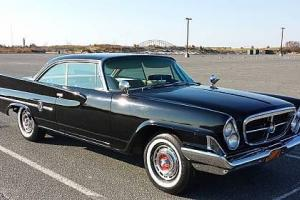 1961 Chrysler 300G 2 Door Coupe - Ultra Rare and Soooo Cool