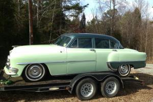 1954 Chrysler New Yorker Base 5.4L