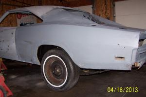 1969 dodge charger RT,4 speed car